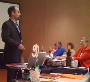Mike Robbins' NSA/NC May meeting
