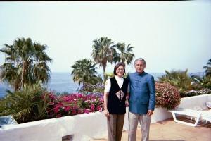 Julie and Jes Lim