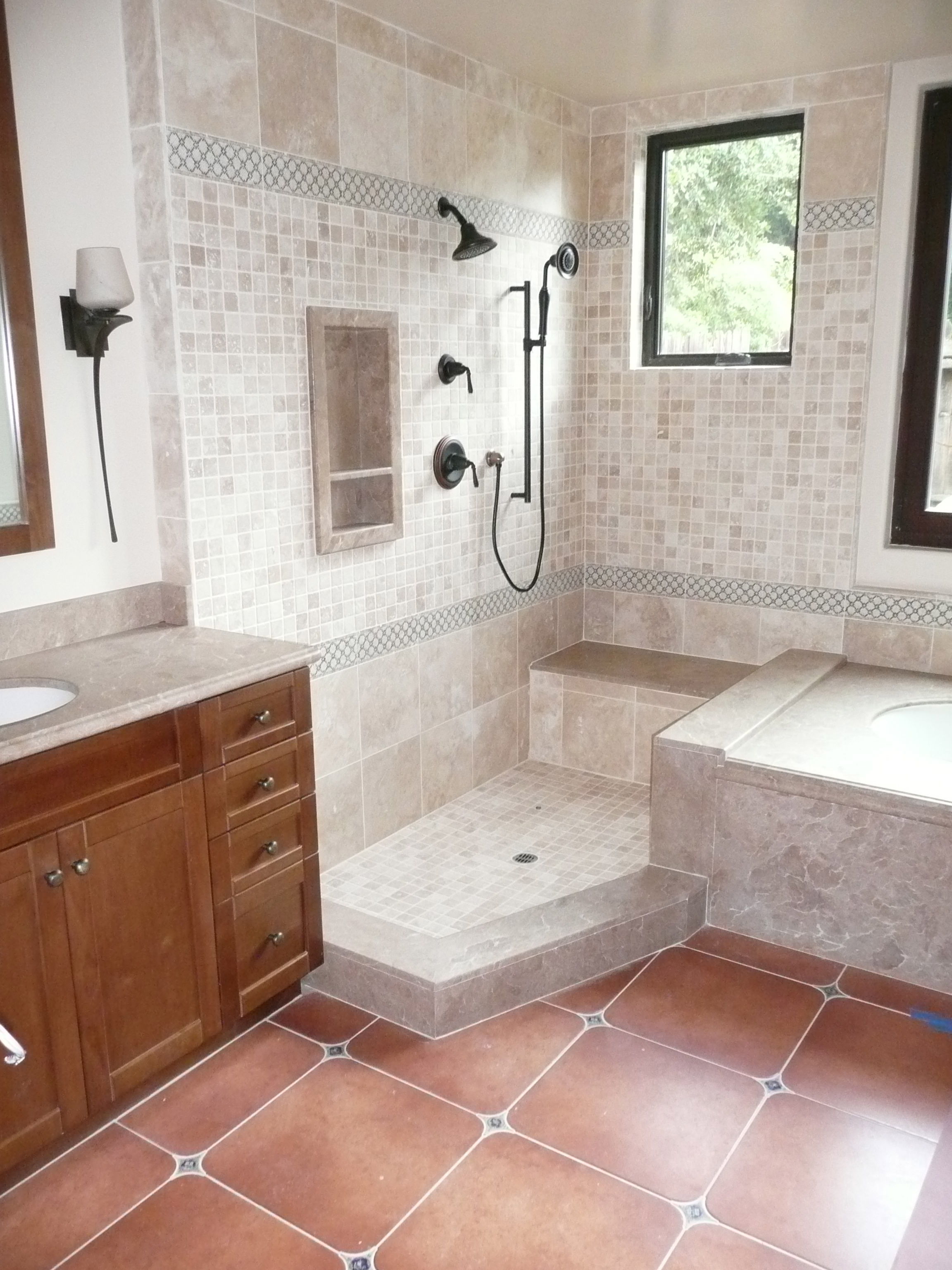 Eco housing and green remodel ideas looking at menlo Open master bathroom designs