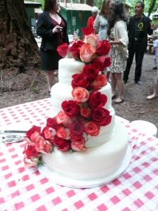 Feng Shui Romance Cake