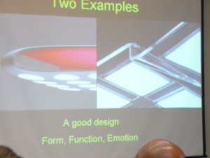 "OLED technology to embrace ""Form, Function & Emotion"""