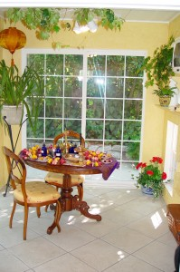 Patti's dining room-Summer Solstice Celebration