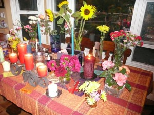 Autumn Equinox Feng Shui Space Clearing  and Home Blessing